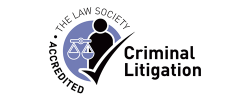 The Law Society - Accredited | Criminal Litigation